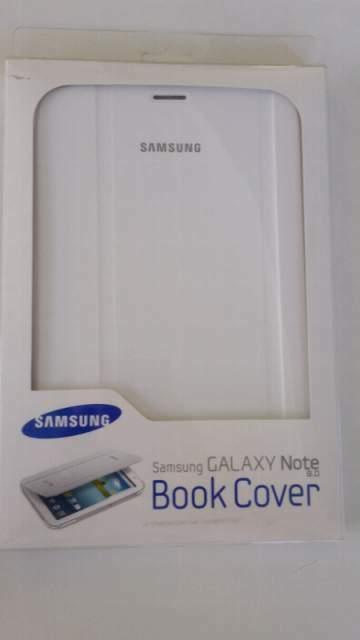 Book cover Samsung Galaxy note 8 custodia rigida protettiva
