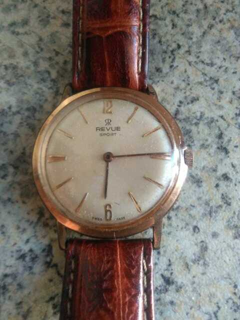 Scambio orologi revue epoca