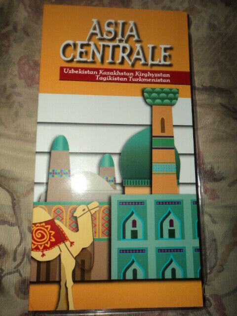 Guida turistica per gli stati dell'Asia Centrale