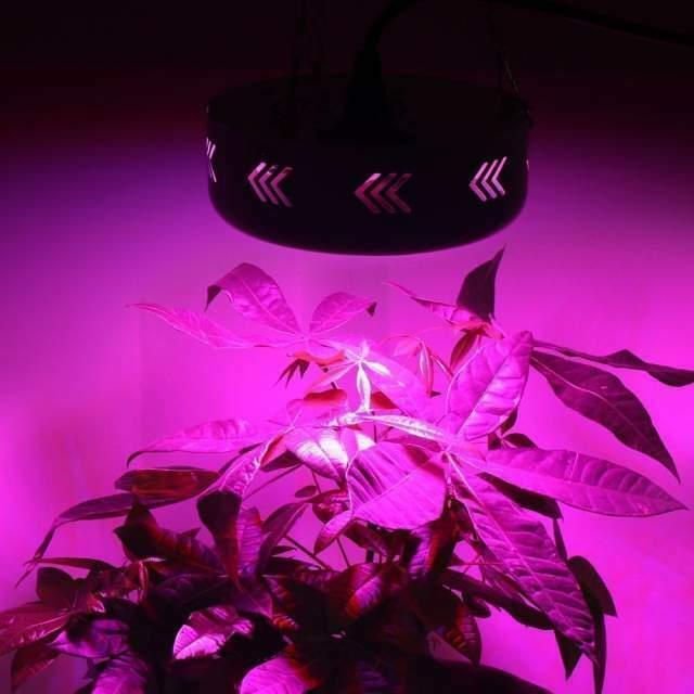 Lampada led coltivazione indoor 90 Watt