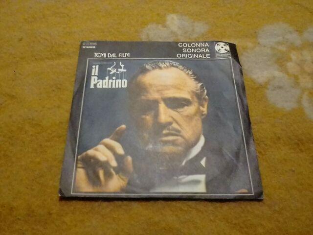 45 Giri il Padrino colonna sonora originale