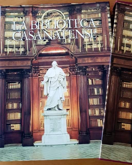 La Biblioteca Casanatense. - Banca di Roma