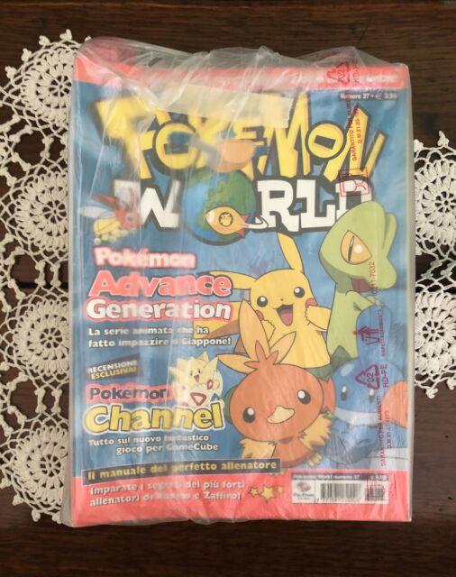 Pokemon World/Mania dal 37 al 68