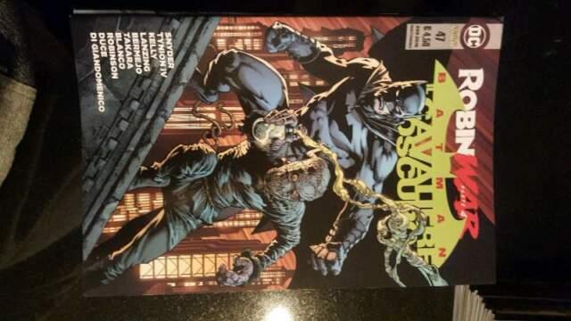 Serie completa batman cavaliere oscuro dal 1 al 47 nuovo