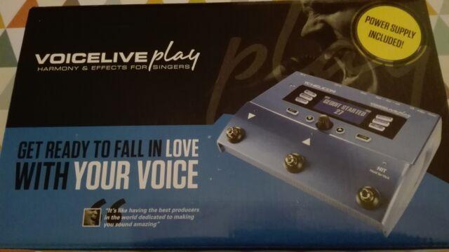 Effetto voce voice live tc-helicon