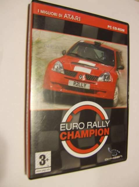 Gioco per PC Euro Rally Champion