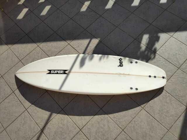 Tavola Surf - SuperBrand - The Toy - 6'0