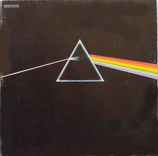Pink Floyd The Dark Side Of The Moon Harvest 2C