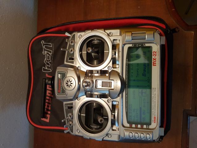 Radio mx 22