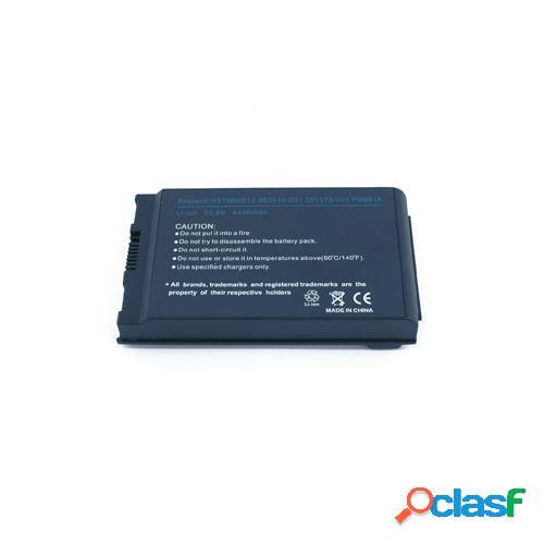 Batteria color nero per Hp Compaq Business Notebook 4200