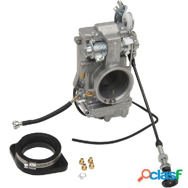 Carburatore Mikuni HSR 48-2 satinato completo