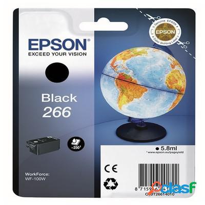 Cartuccia Epson C13T26614010 T26 Globo originale NERO