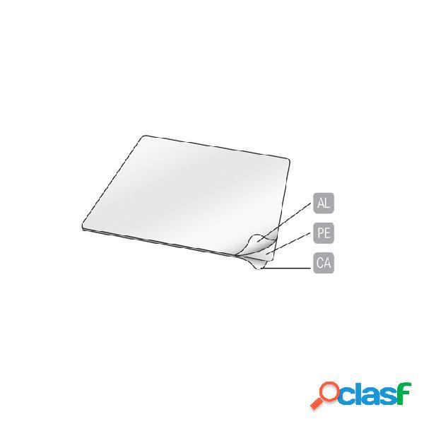 Coperchio Accoppiato Cartone Alluminio Per Contenitore Lt 1