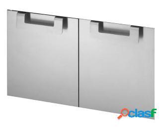 Coppia portine per armadio - dimensioni 70 x 40 x 4 cm