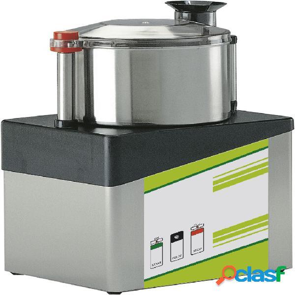 Cutter monofase con capacità vasca 8 LT e potenza 750 W - 1