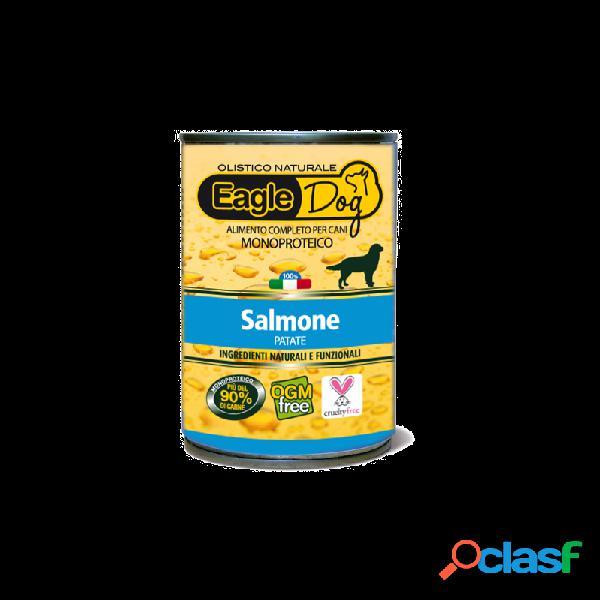Eagle Dog - Eagledog Salmone E Patate Cibo Umido Per Cani