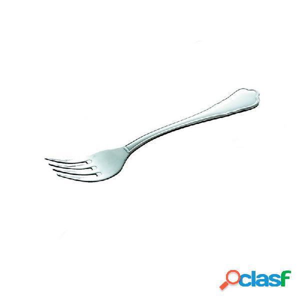 Forchetta pranzo in acciaio inox con lunghezza 175 mm -