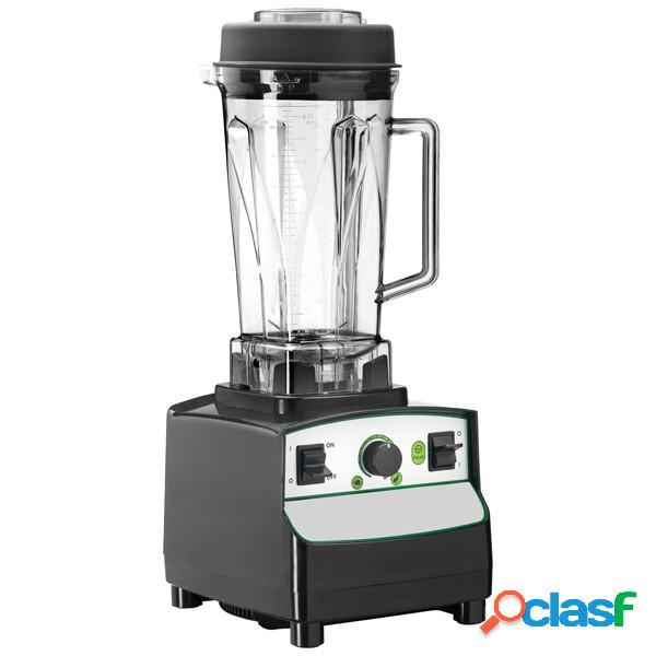 Frullatore 1 bicchiere in lexan - potenza 1500 W - capacità