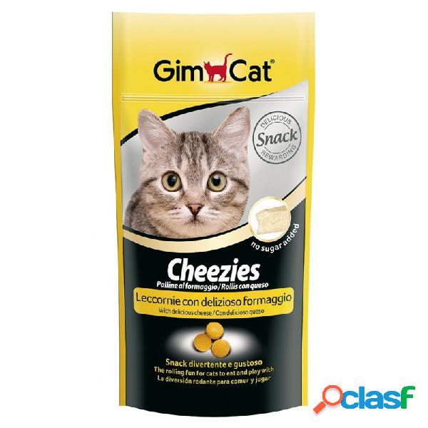 Gimborn - Gimcat Cheezies Palline Al Formaggio Per Gatti