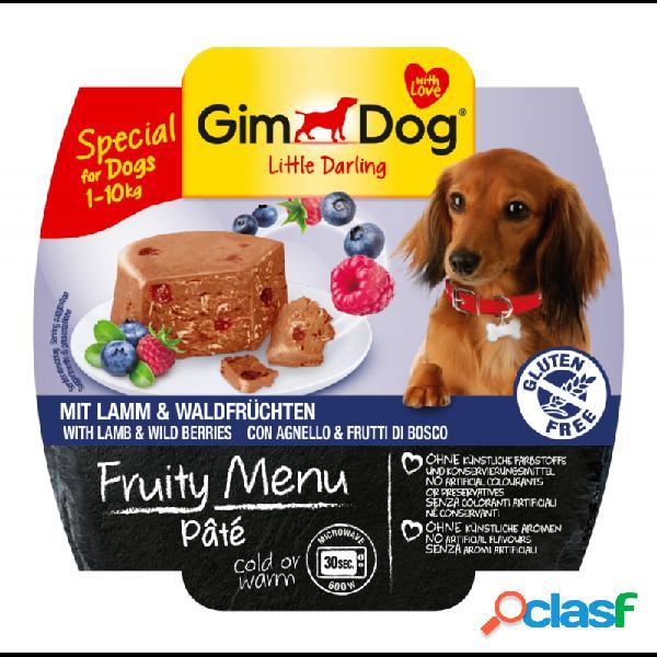 Gimborn - Gimdog Fruity Menu Pate' Per Cani 8x100 Gr Paté