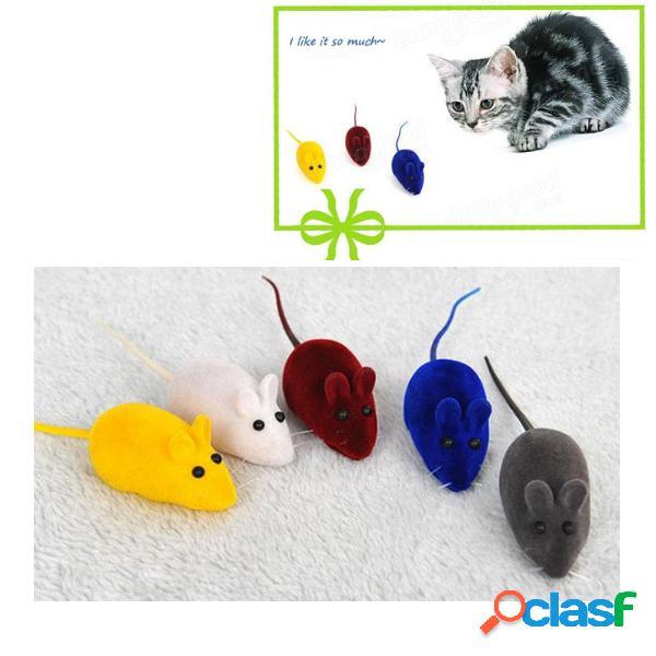 Giocattolo divertente di topo con suono