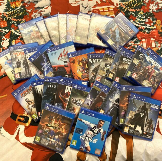 Giochi playstation 4 PS4 playstation 3 PS3 - idea regalo