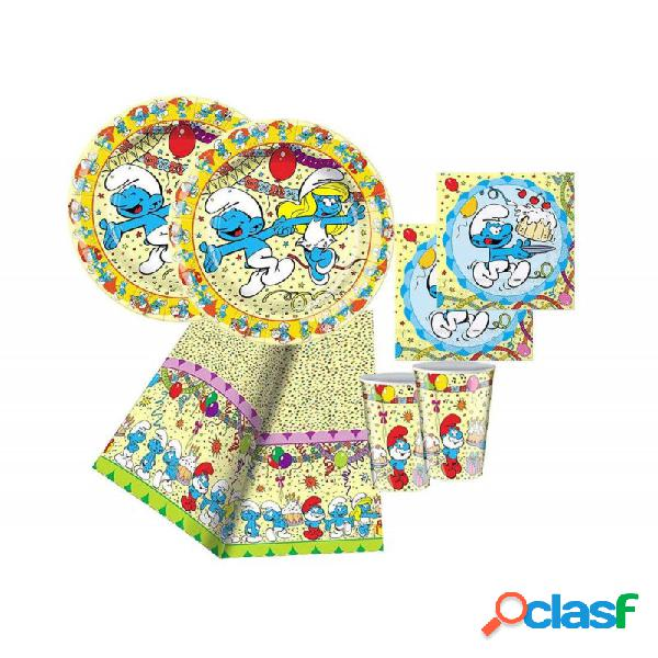 KIT N.3 PUFFI NEW - ACCESSORI PER LA TAVOLA