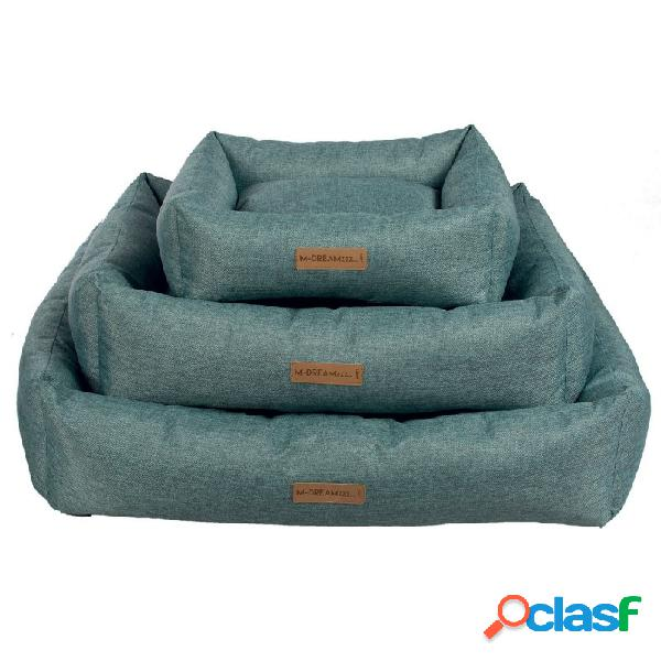M-pets - M-pets Oleron Basket Blu Cuccia Per Cani Blu Misura
