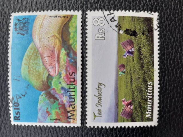 Mauritius 2 pezzi