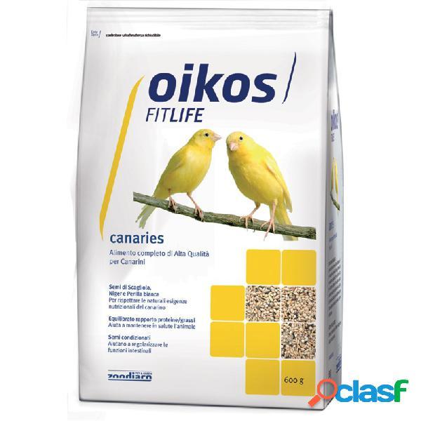 Oikos Fitlife - Oikos Alimento Per Canarini Confezione Da