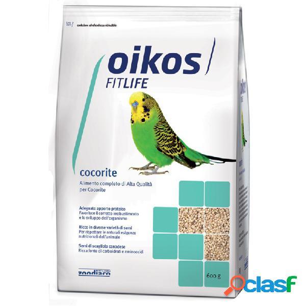 Oikos Fitlife - Oikos Alimento Per Cocorite Confezione Da