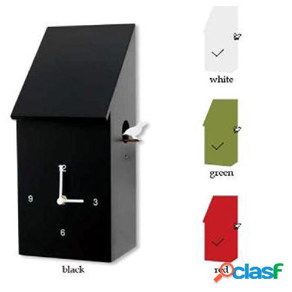 Orologio Cucu da Parete Half Time con cassa in legno laccato