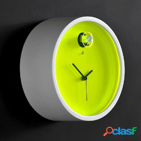 Orologio da parete in Plexiglass diametro 25 effetto fluo