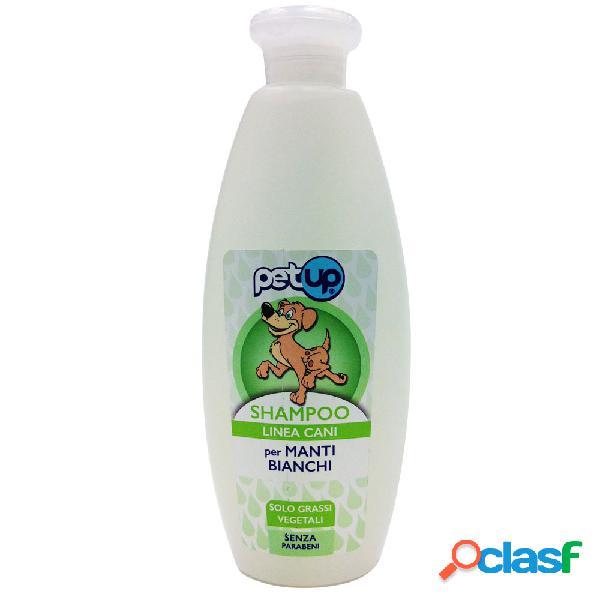 Petup Shampoo manti bianchi 250ml