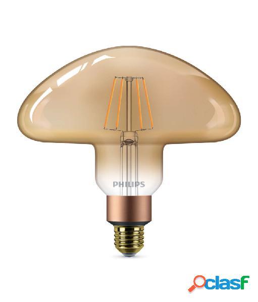 Philips Classic LEDbulb Vintage E27 Mushroom 5W 820 Oro |