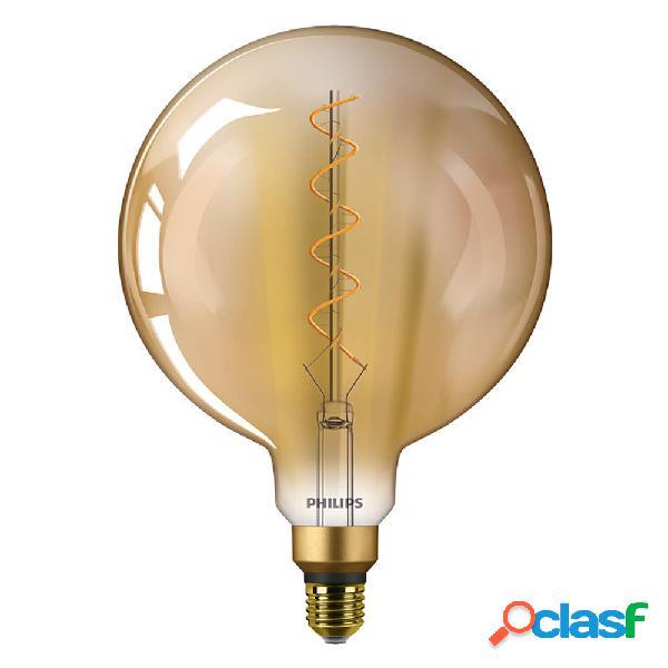 Philips Classic LEDglobe Vintage E27 G200 5W 820 Oro |