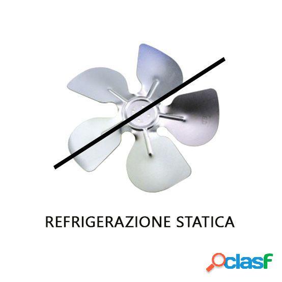 Refrigerazione statica per banchi espositivi