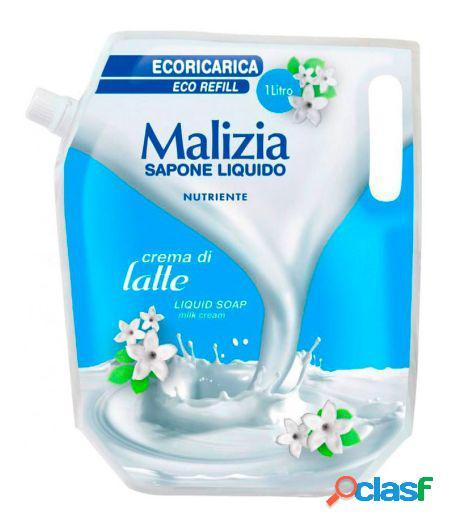 Sapone Liquido Crema di Latte 1 Lt Ricarica