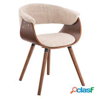Sedia per Sala Attesa / Ospiti MAPIR, design moderno,
