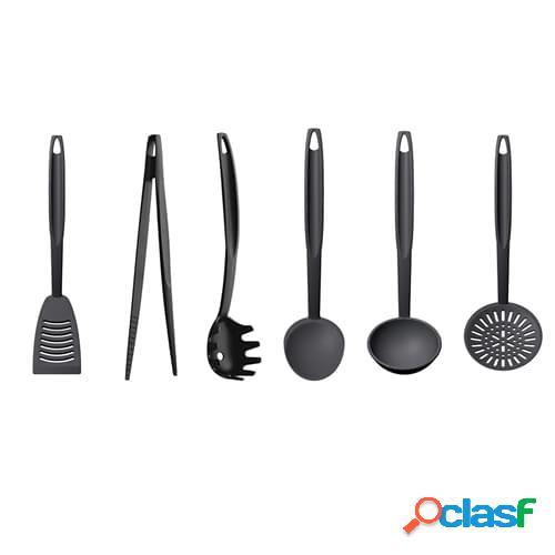Set 6 pezzi accessori cucina in nylon di Risolì