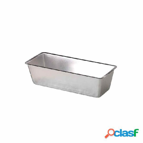 Stampo Plumcake In Alluminio Cm 18