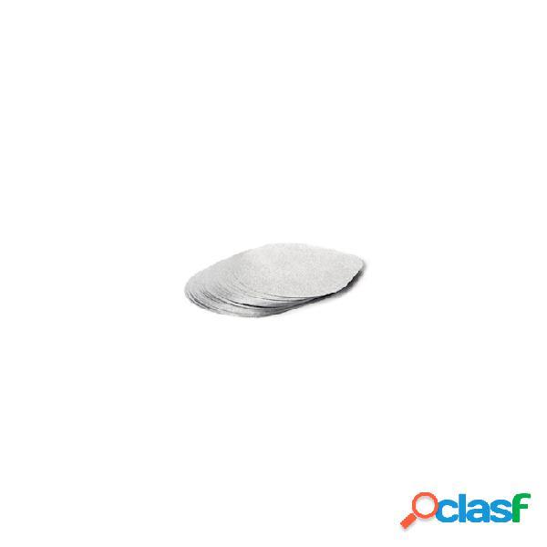 Tappo Per Vasetto Yogurt O Dolci 100% Chef In Alluminio Cl