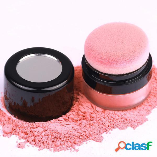 fey beauty Blush Loose Powder Face Guancia colori Cosmetico