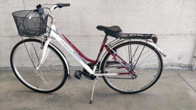 Bicicletta City bike donna