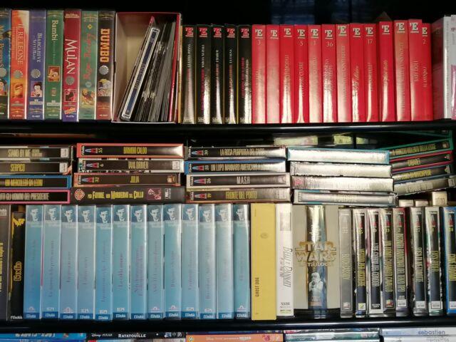 200 film vhs regalo