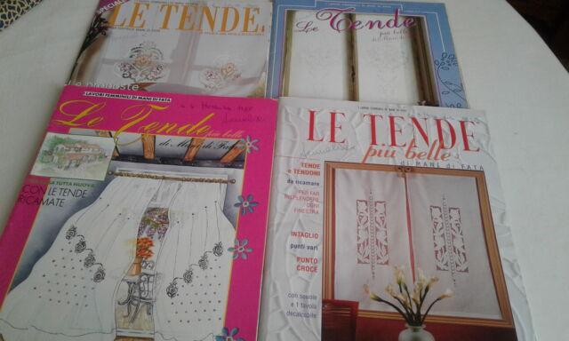 """Le tende"""" (4 riviste) - Mani di Fata ( e"""