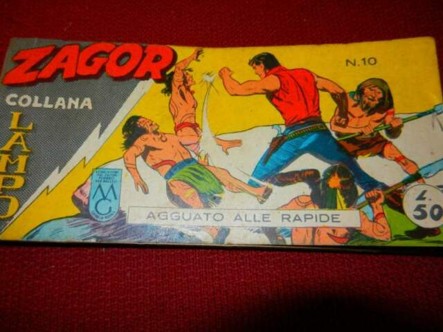 Zagor diabolik gordon tex