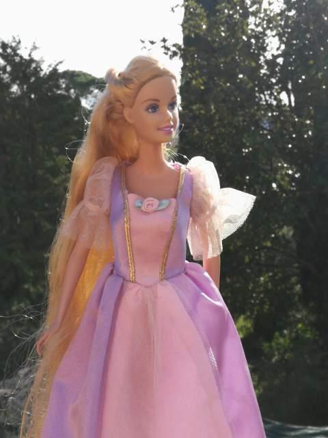 Ombrello barbie rapunzel e winx 🥇 | Posot Class