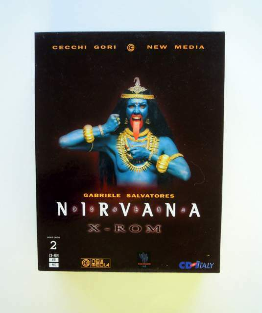 "Gioco per pc e mac ""nirvana"" - x rom."