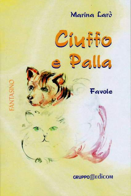 ///// Libro di racconti divertenti per bambini -Ciuffo e